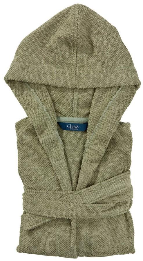 Christy Brixton Large Robe Khaki-large-khaki