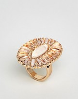 New Look Oval Ornate Ring
