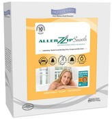 Protect A Bed Protect-A-Bed AllerZip Smooth Anti-Allergy & Bed Bug Proof Mattress Encasement