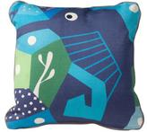 Nurseryworks Nursery Works Oceanography Cubist Print Toddler Pillow