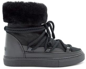 INUIKII Classic Sneaker High Black