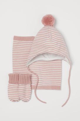 H&M 3-piece Set - Pink
