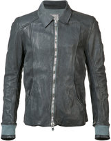 Guidi Aviator jacket - men - Horse Leather - 48