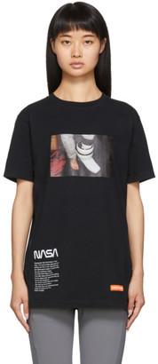 Heron Preston Black Photo T-Shirt