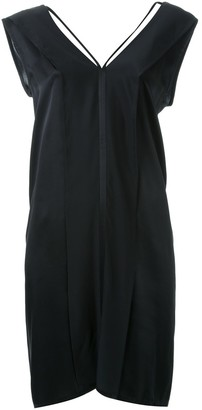 Ann Demeulemeester Open Back Dress
