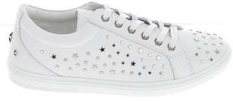 Jimmy Choo Star Embellished Sneakers