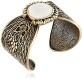 Barse Mother Of Pearl Cuff Bracelet