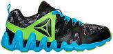 Reebok Boys' Preschool ZigTech Big & Fast Fire Running Shoes