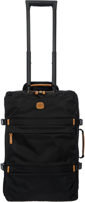 "Bric's X-Travel 21"" Montagna Carry-On Trolley Luggage"