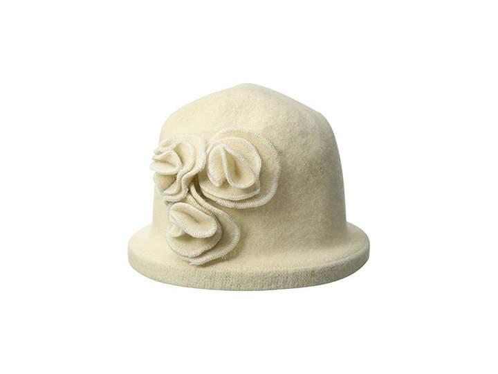 0f6a502e2e7cc Wool Cloche Hat - ShopStyle