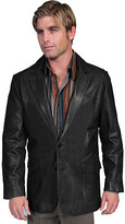Scully Men's Lambskin Blazer 501 Long