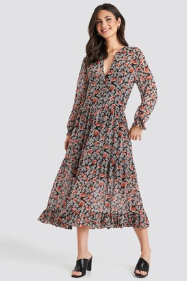 MANGO Caleta Dress