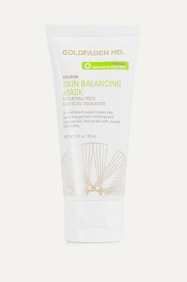Goldfaden Skin Balancing Mask, 60ml - Colorless