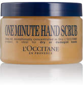 L'Occitane Shea Ultra Rich Minute Hand Scrub