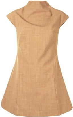 ANNA QUAN Karla mock neck dress