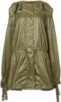 Fenty X Puma lightweight parachute jacket