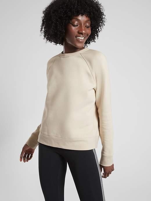 Athleta 24/7 Crew Sweatshirt