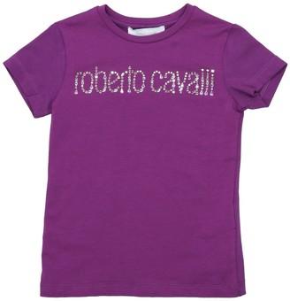 ROBERTO CAVALLI JUNIOR T-shirts