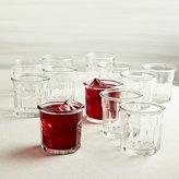 Crate & Barrel Working Glasses 10-Oz., Set of 12