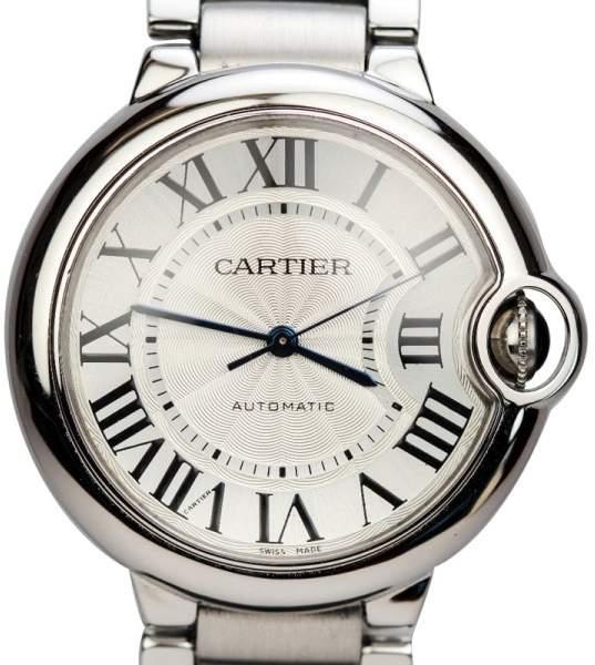 Cartier Ballon Bleu 36mm Mid Size Automatic Unisex Watch W6920046
