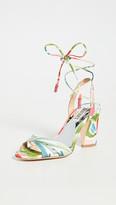 Badgley Mischka Journey Sandals