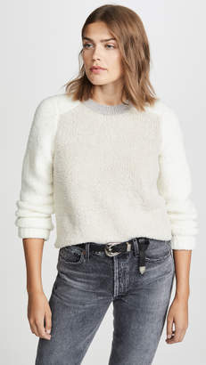 Rag & Bone Davis Crew Sweater