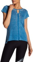 Steve Madden Open Back Strappy Tee