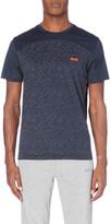 HUGO BOSS Slim-fit jersey t-shirt