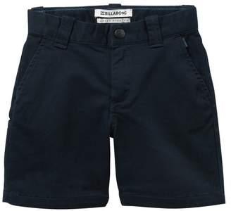 Billabong Carter Stretch Shorts (Toddler & Little Boys)
