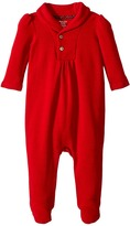 Ralph Lauren French-Rib Coverall Girl's Jumpsuit & Rompers One Piece