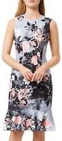 Damsel in a Dress Vintage Tulip Dress, Multi