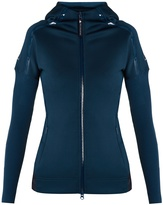 adidas by Stella McCartney Z.N.E zip-through hooded performance jacket