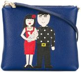 Dolce & Gabbana Family patch crossbody bag