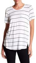 Joe Fresh Striped Boyfriend Tee