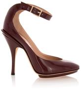 Emporio Armani Ankle Strap High Heels