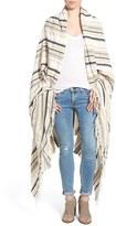 Rag & Bone Women's 'Plains' Stripe Blanket Wrap