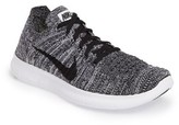 Nike Boy's Free Run Flyknit Running Shoe