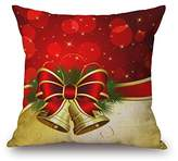 NICEPLW Throw Pillow Covers Of Christmas Best Fit For Lounge Girls Dance Room Play Room Lover Lounge 2 Sides