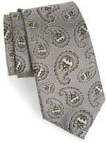 Cufflinks Inc. Cufflinks, Inc. 'Batman' Paisley Silk Tie