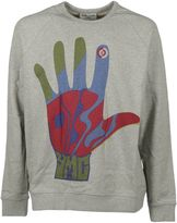 YMC Hand Print Sweatshirt