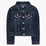 Levi's Little Girls (4-6x) Thick Stitch Trucker Jacket