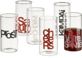 Cheers wine glasses set of six $14.95