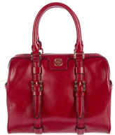 Tory Burch Patent Leather Satchel