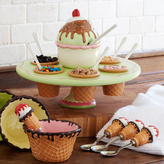Ice Cream Topping Carousel