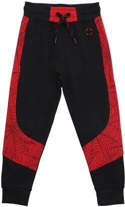 Fabric Flavours Spider-man Cotton Sweatpants