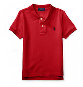 Ralph Lauren Solid Basic Mesh Polo