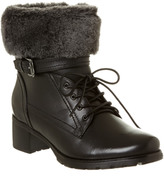 Blondo Women's Fiory Waterproof Leather Bootie