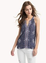 Ella Moss Lilia Embroidered Tank