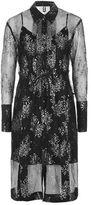 Topshop **Selwyn Shirt Dress By Unique