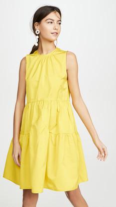 No.21 Sleeveless Mini Dress